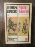 Geoffrey Chaucer - Povestirile din Canterbury (trad. Dan Duțescu)
