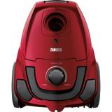 Aspirator cu sac Zanussi ZANCG23WRP, Capacitate 1.1 L, Putere 600 W, Rosu