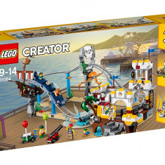 LEGO Creator - Roller Coaster-ul Piratilor 31084