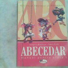 Abecedar-manual pentru clasa I-Cleopatra Mihailescu,Tudora Pitila, Clasa 1, Romana