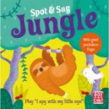 Spot and Say: Jungle - Pat-A-Cake