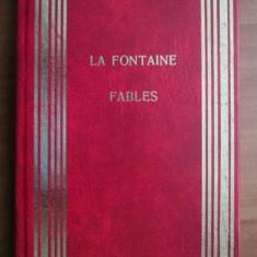 La Fontaine - Fables editie de lux