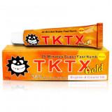 Crema Anestezica Tatuaje / Cosmetica 6% lidocaina - TKTX Gold - 10gr