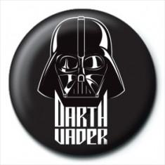 Insigna - Star Wars Darth Vader Black | Pyramid International