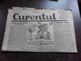 Ziarul Curentul , director Pamfil Seicaru , 28 iunie nr.1940/1933