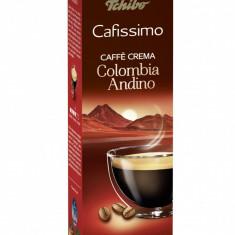 Capsule cafea Tchibo Cafissimo Caffe Crema Colombia Andino 100% Arabica 10 buc