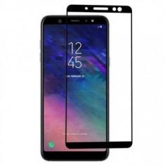 Folie protectie display sticla 5D Full Glue Samsung Galaxy A6+ (2018) BLACK