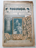 Revista Mugurasul martie 1935 copii elevi curs primar