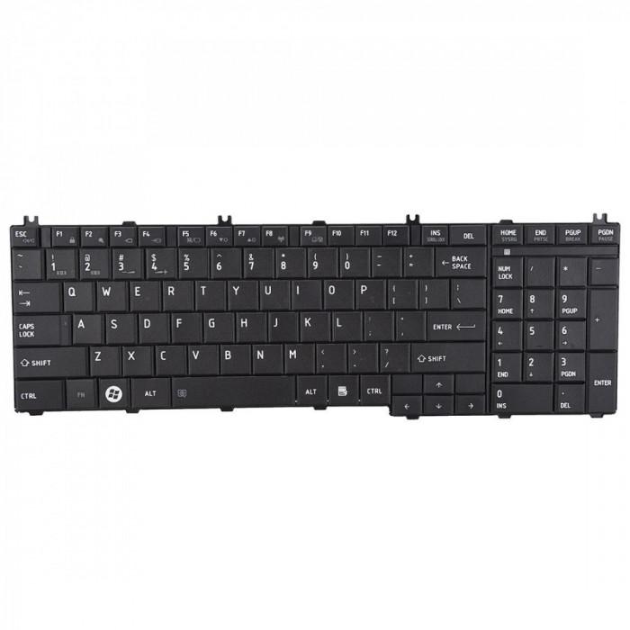Tastatura Laptop Toshiba C660
