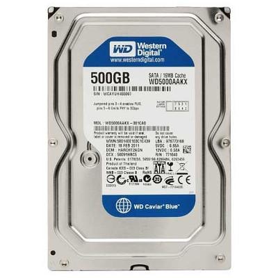 OFERTA cu GARANTIE si FACTURA! Hard Disk calculator Western Digital 500GB SATA 3 foto