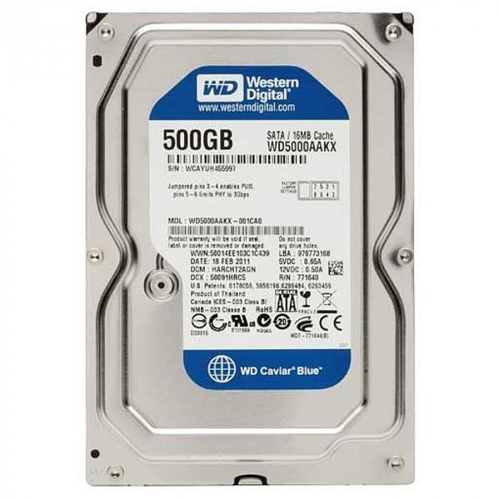 OFERTA cu GARANTIE si FACTURA! Hard Disk calculator Western Digital 500GB SATA 3