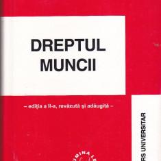 ION TRAIAN STEFANESCU - DREPTUL MUNCII ( CURS UNIVERSITAR 2002 )