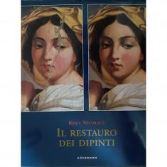 Il restauro dei Dipinti