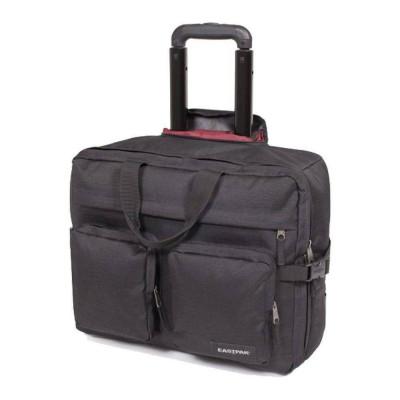 Troler laptop Eastpak EK28A71H Roister Linked Black 15 inch foto