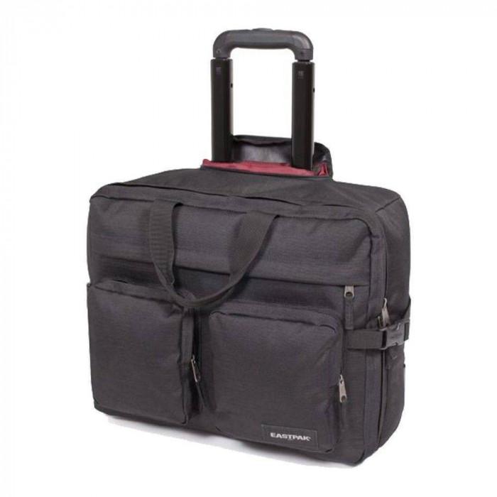 Troler laptop Eastpak EK28A71H Roister Linked Black 15 inch
