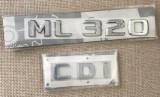 Emblema Mercedes ML320 CDI