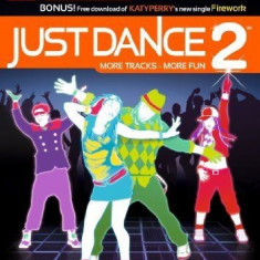 Just Dance 2 - Nintendo Wii [Second hand], Board games, 3+, Multiplayer