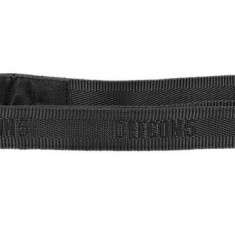Curea tactica cu Velcro -Negru- [DEFCON]