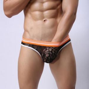 Chiloti Sexy Dantela Transparenti Dantela Open Back Bikini Mini