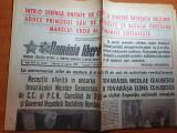 Romania libera 27 ianuarie 1988-art. foto de la ziua de nastere a lui ceausescu