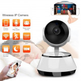 Camera Supraveghere V380 WiFi-1280x720P Pan 355°- Tilt 90°- Android Si ioS - 44