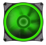 Ventilator Gamemax VEGMGMXRF12G Green LED, 120mm