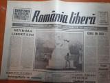 "Ziarul romania libera 7 martie 1990-articolul "" teroristii in proces """