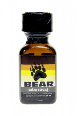 POPPERS BEAR EXTRA STRONG ,24ML, AROMA CAMERA ,SIGILAT,RUSH,CALITATE ,POPER, foto