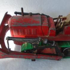 bnk jc Dinky 561 Blaw Knox Bulldozer