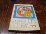 Almanah Urzica Perpetuum comic - 1977, Alta editura