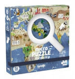 Micro puzzle Londji,600 piese, Continente