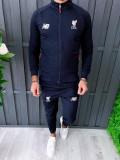 trening barbati Liverpool FC - Bluza si pantaloni conici - Model Nou -