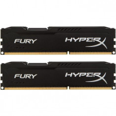 Memorie 16GB 1600MHz DDR3 (Kit of 2) HyperX Fury Black Series