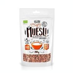 Musli Bio cu Superalimente Diet Food 200gr Cod: 5906660508939