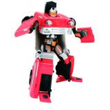 Robot Converters M.A.R.S Cybotronix, 24.4 x 29.5 x 9.5 cm, plastic, 5 ani+, Rosu/Negru