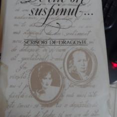 De Cate Ori Suspinul- Scrisori De Dragoste - Necunoscut ,548814