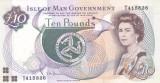 Bancnota Isle of Man 10 Pounds (2007) - P45 UNC