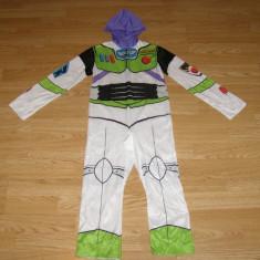 Costum carnaval serbare aviator astronaut toy sory pentru copii de 5-6 ani, Din imagine