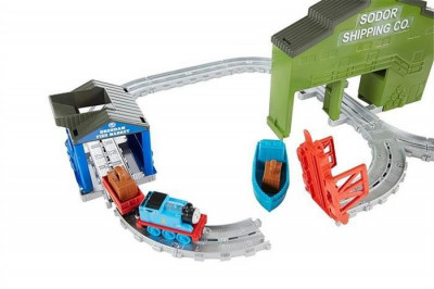 Set Thomas And Friends Cranky At The Docks foto