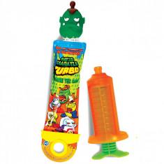 Set gelatina cu seringa, model turbo, multicolor