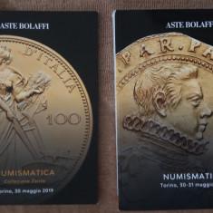 Cataloage Bolaffi - Licitatie numismatica 30-31 mai 2019 - Torino