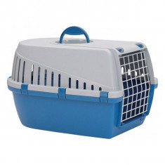 Cusca Caine Transport Blue Smart Albastru / Gri, 49 x 33 x 30 cm