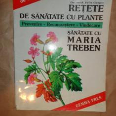 Retete de sanatate cu plante 159pagini- Maria Treben