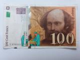 Franta-100 franci 1998