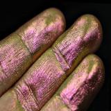 Pigment PK41(verde olive deschis-rose-bronze-auriu deschis) Multichrome pentru machiaj KAJOL Beauty, 1g