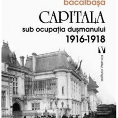 Cumpara ieftin Capitala sub ocupaţia dușmanului 1916 –1918