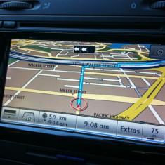 VW Harti  Navigatie VOLKSWAGEN GPS VW RNS 510 , EUROPA  + ROMANIA 2019