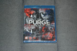 Film: The Purge 4-Movie Collection [4 Filme - 4 Discuri Blu-Ray] Nordic Release, BLU RAY, Engleza, universal pictures