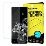 Cumpara ieftin Folie Samsung S20 Ultra, Sticla Securizata 9H, Montare cu Adeziv si Lampa UV, Wozinsky