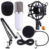 Cumpara ieftin Microfon Profesional Studio/Condenser Microphone BM700 Kit